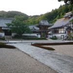 日本庭園の代表作 常栄寺 雪舟庭を訪れてみました。